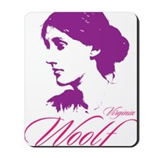 Virginia Woolf Mousepad