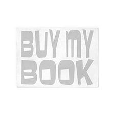 buymybook1 5'x7'Area Rug