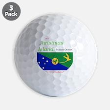 Christmas_Island1 Golf Ball