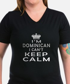 I Am Dominican I Can Not Keep Calm Shirt