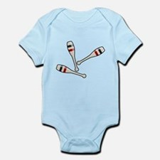 Juggling Clubs Body Suit