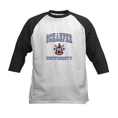 SCHAEFER University Kids Baseball Jersey