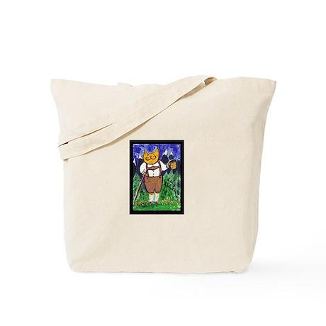 German Cat - Tote Bag