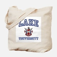 LAKE University Tote Bag