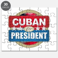 Cuban for President Puzzle