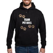 Team Pit Bull Hoodie