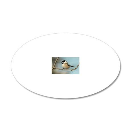 5x3oval_sticker 2 20x12 Oval Wall Decal
