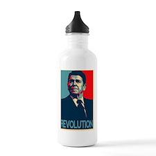 reagan-revolution Water Bottle