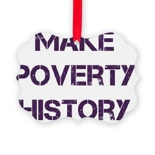 poverty Ornament