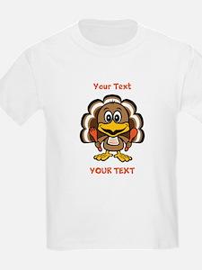 Personalize Little Gobbler T-Shirt