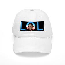LOL Obama Baseball Cap