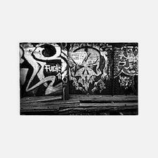 Tracks-004poster 3'x5' Area Rug
