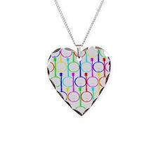 Banjo Rainbow Necklace