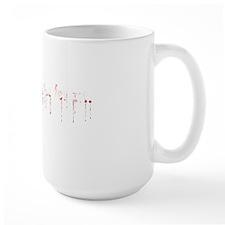 llama7-black Mug