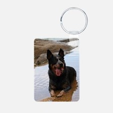 ACD at the Beach Keychains