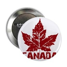 "canada-maple-leaf 2.25"" Button"