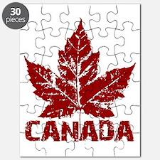 canada-maple-leaf Puzzle
