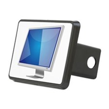 Computer Monitor Hitch Cover