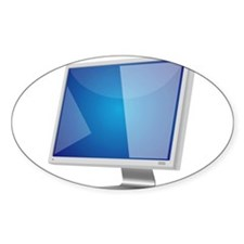 Computer Monitor Decal