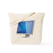 Computer Monitor Tote Bag