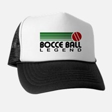 Bocce Ball Legend Cap