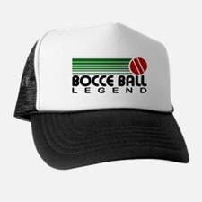 Bocce Ball Legend Hat