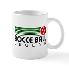 Bocce Ball Legend Small Mug