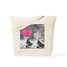 volcanoes image Tote Bag