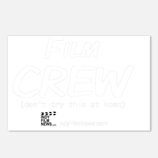 Crew Postcards (Package of 8)