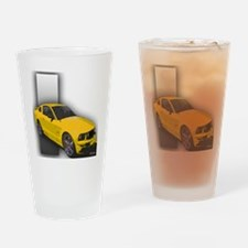 2-tunerwshelby3 Drinking Glass