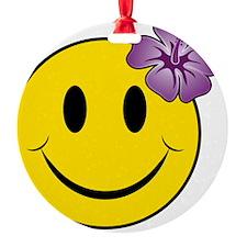 Happy Hawaii Ornament