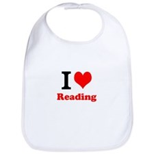 Bib I Love Reading