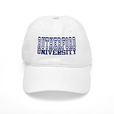 RUTHERFORD University Baseball Cap