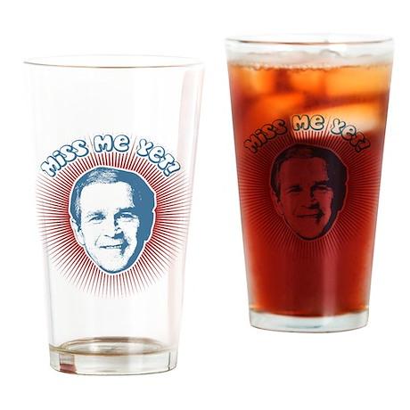 MissMeYet01 Drinking Glass