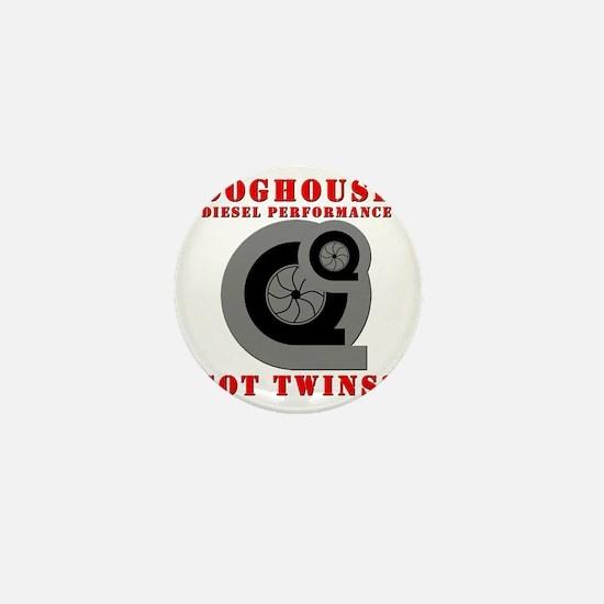 Got Twins Mini Button