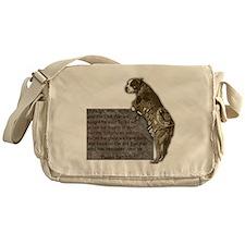 3-SgtStubby Messenger Bag