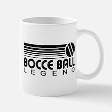 Bocce Ball Legend Mug