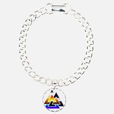 3 Times The Pride Bracelet