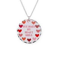 heart smile Necklace