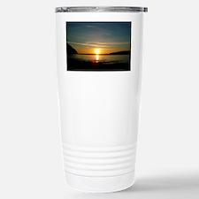 sunset2 Stainless Steel Travel Mug