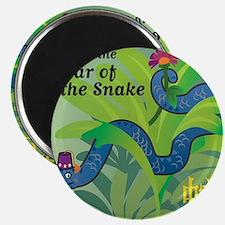 SnakeTshirt Magnet