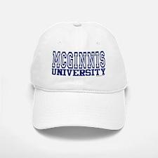MCGINNIS University Baseball Baseball Cap