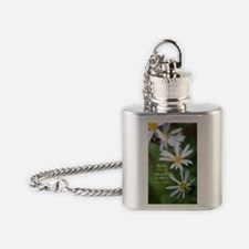 ChangingDaisy Flask Necklace