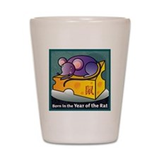 RatTshirt Shot Glass