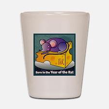 RatTshirt Shot Glass