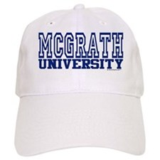 MCGRATH University Baseball Cap