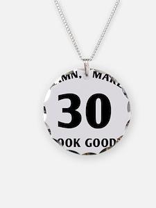 damn 30 - light Necklace