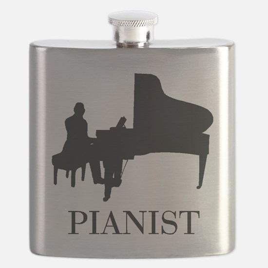 Pianist Flask