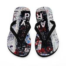 Abbey Road Flip Flops