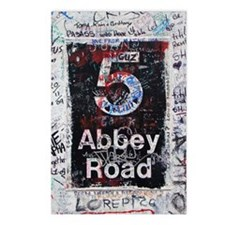 Abbey Road Postcards (Package of 8)